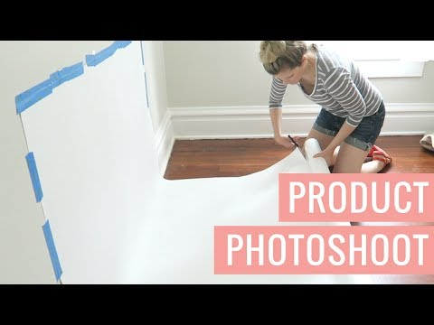product photography from home by holly homebody