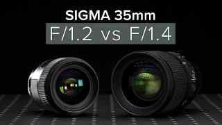 Sigma 35mm f/1.2 DG DN Art Lens Review & Comparison