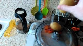Кухонный комбайн Bosch MUM 58252