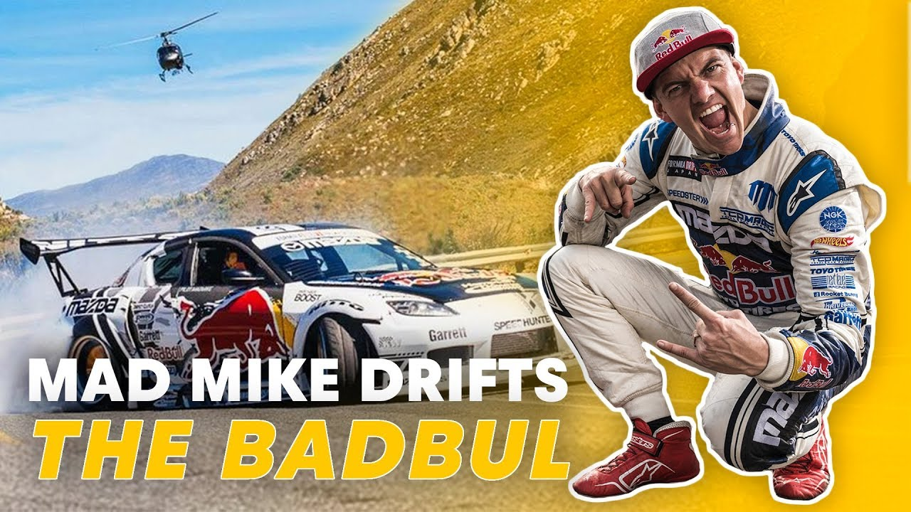 Mad Mike - Drifts BADBUL