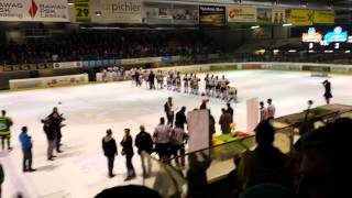 preview picture of video 'EHC Lustenau Meister INL 2015'
