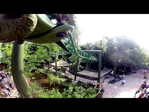 Arthur - Europa-Park OnRide POV \/ Im Königreich der Minimoys [HD]