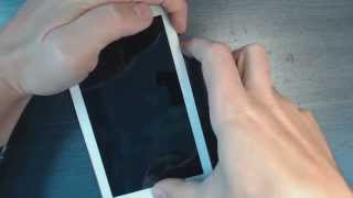 Samsung Galaxy Tab 3 SM-T211 - How to remove pattern lock by hard reset