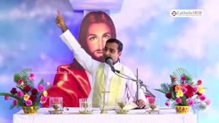 """Repentance"" Rev. Fr. Peter @ Divine Retreat Centre, Tabor Bhavan, Dahagoan Road,Kalyan,MH. 14-11-16"