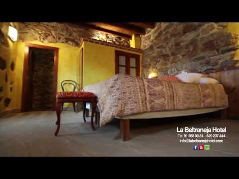 Hotel Rural La Beltraneja en Buitrago del Lozoya, Madrid. www.labeltranejahotel.com