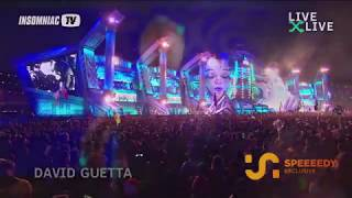 David Guetta Ft. RAYE   Stay (David Guetta & R3HAB Remix) [Live @ EDC Las Vegas 2019]