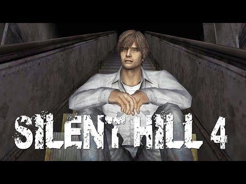 SILENT HILL 4: The ROOM #10 Возможно, конец. Возможно с читами =-) (Стрим #110)
