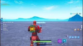 All Back Blings on SIDEWINDER - Fortnite Cosmetics - PIZO
