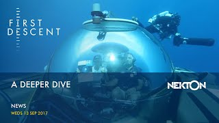 FIRST DESCENT - INDIAN OCEAN MISSION 2019-2022 [a deeper dive]