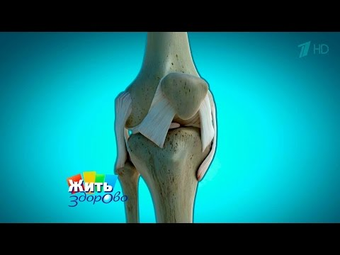 Жить здорово! Эффективные лекарства против боли вколенях. (16.09.2016)