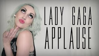 """Lady Gaga - """"Applause"""" (Cover By The Animal In Me)"""