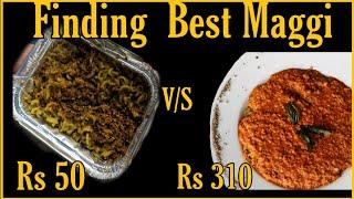 Best Maggi   Cheap vs Expensive   Hmm