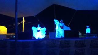 preview picture of video 'Grupo de Danza Me-Xhi-Co de Tezoyuca, México. Sones de La Bruja y La Bamba'