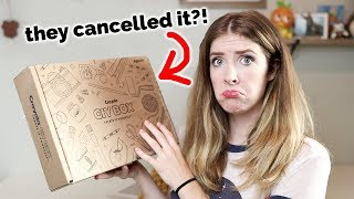 They STOPPED This Art Box?! Opening the LAST One...