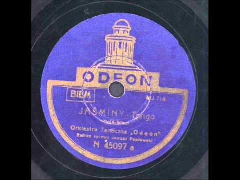 Janusz Popławski - Jaśminy. (Tango)