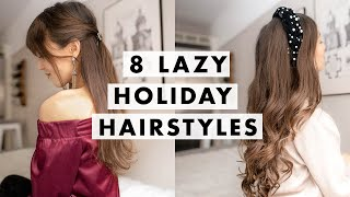How To: Last Minute Holiday Hairstyles