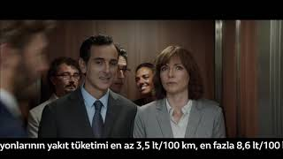 Yeni Renault Megane Sedan Reklam Filmi