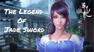 The Legend of Jade Sword - 莽荒纪HD | HD MMORPG | Android Gameplay