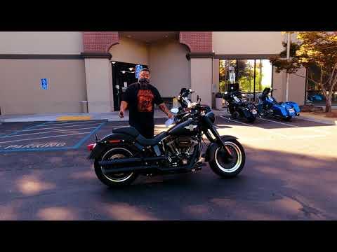 2017 Harley-Davidson Fat Boy® S in San Jose, California - Video 1