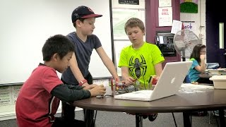 Thinkering Studio: Supporting Self-Directed Learning
