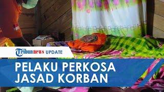 Bunuh Ibu & Anak, Pelaku Perkosa Korban yang Berlumur Darah lalu Sembunyikan di Kolong Tempat Tidur