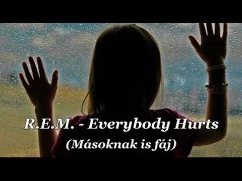 Mindenki nek fáj
