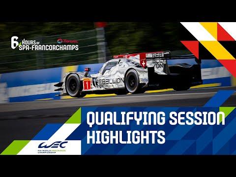 2020 WEC スパ・フランコルシャン6時間耐久レース 予選のハイライト動画