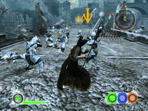 Lord of The Rings : Conquest : Walkthrough Osgiliath letöltés