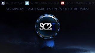 [SC2ITL] Team Gravity vs Nuit Blanche (Part 1/2)