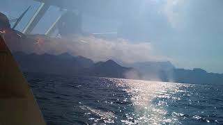 По морю из Анталии в Кемер