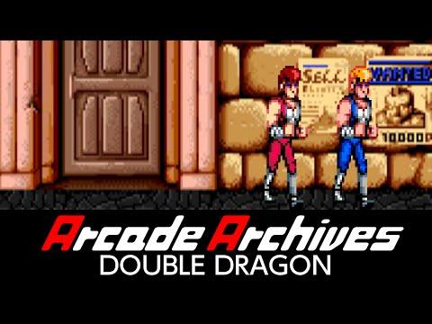 Arcade Archives DOUBLE DRAGON thumbnail
