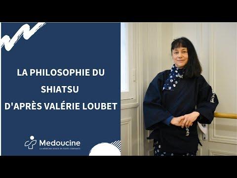 La philosophie du SHIATSU - D'après Valérie LOUBET