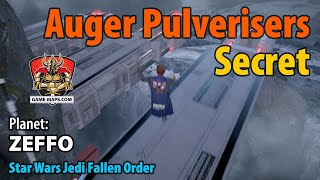Video Auger Pulverisers Secret Walkthrough