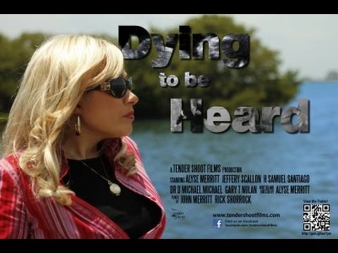 Dying To Be Heard DVD movie- trailer