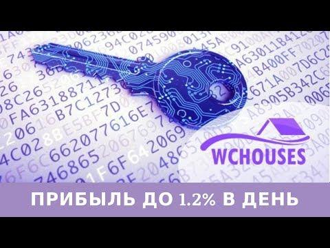 World Сapsule Houses (Wchouses.org) отзывы 2019, обзор, прибыль до 1.2% в день + BOUNTY