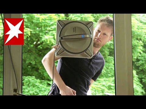 Ecovacs Winbot 9: Fensterputz-Roboter blamiert sich im Praxis-Check