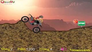 Game Dua Xe Moto Dia Hinh
