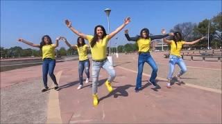 Tommy | Diljit Dosanjh | Girls Bhangra | THE DANCE MAFIA