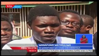 Wanafunzi watimuliwa baada ya kuhusika kwenye uchochezi Kirinyaga