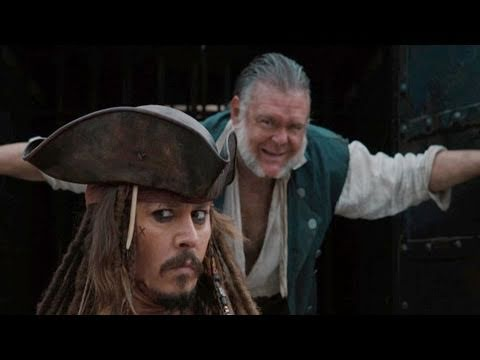 'Pirates of the Caribbean: On Stranger Tides'  Trailer 2 HD