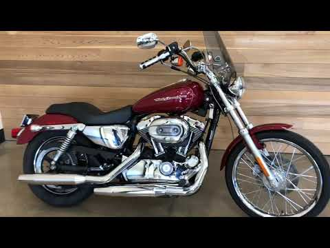 2006 HD Sportster® XLH 1200 CUSTOM