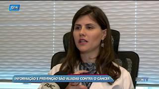 Conversando sobre Câncer: Informação e prevenção são aliadas contra o câncer