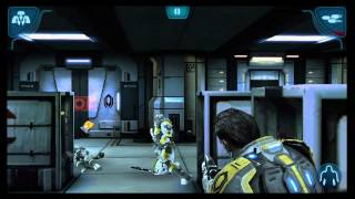 Mass Effect: Infiltrator HD Android gameplay
