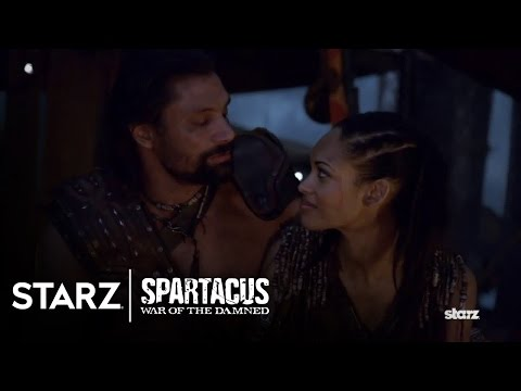 Spartacus: War of the Damned | Episode 8 Clip: True Love | STARZ