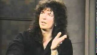 Howard Stern on Letterman, 1/15/91 Part 2