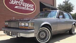 1979 Cadillac Seville Elegante Survivor American Classic Car