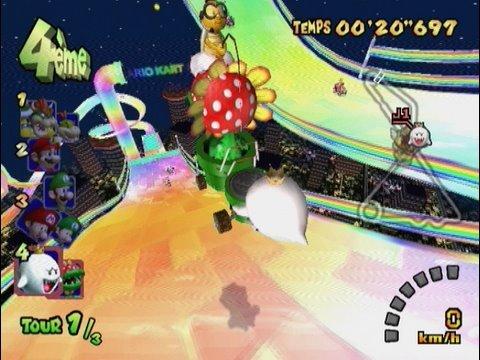 """GAMECUBE """" MARIO KART DOUBLE DASH """" NEUF SOUS BLISTER & SCELLE !!"""