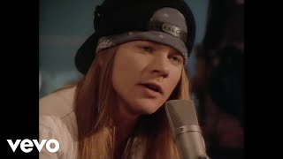 Guns N' Roses - Patience (Official Music Video)