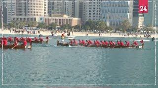 نادي تراث الإمارات يختتم سباق اليوم الوطني لقوارب التجديف