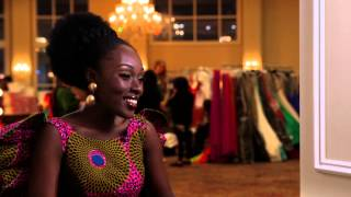 Abena Appiah Ghana Miss Universe 2014 Official Interview